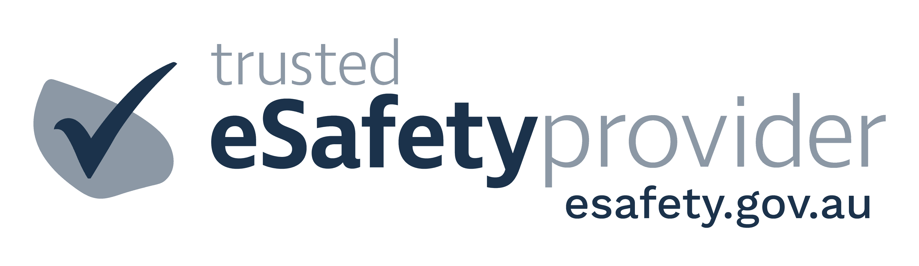 Trusted eSafety Provider logo