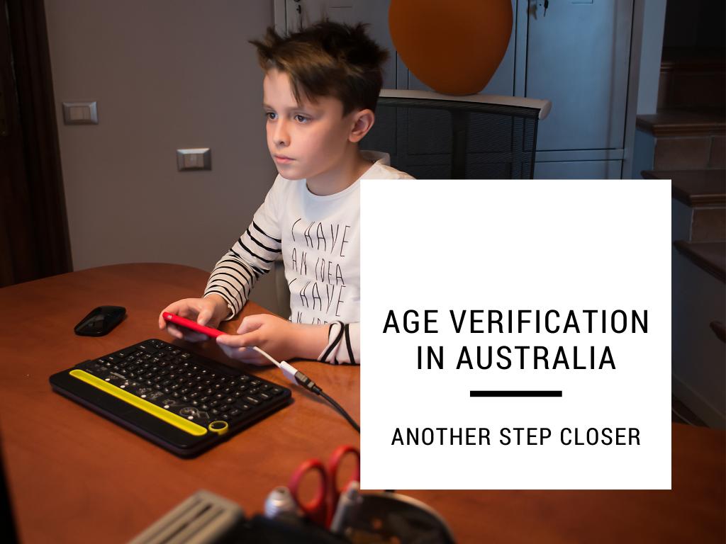 Age Verification in Australia